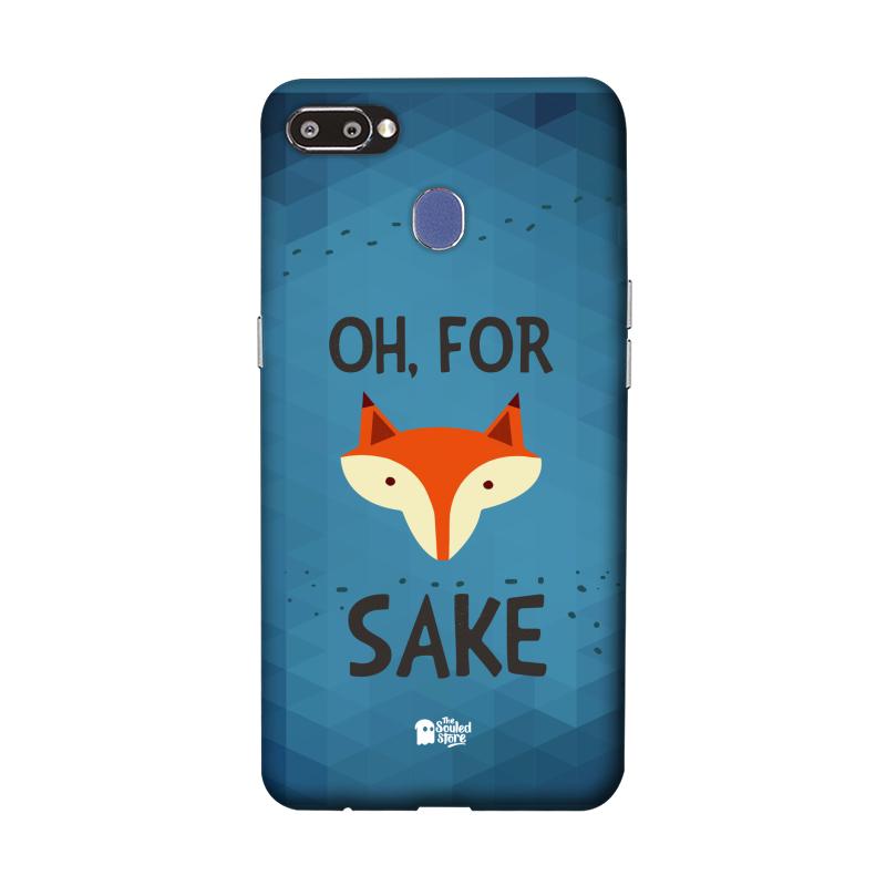 Fox Sake Oppo Realme 2 | The Souled Store