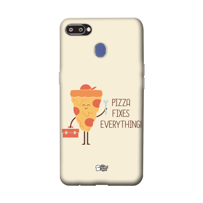 Pizza Fixes Everything Oppo Realme 2 | Hands Off My Dinosaur