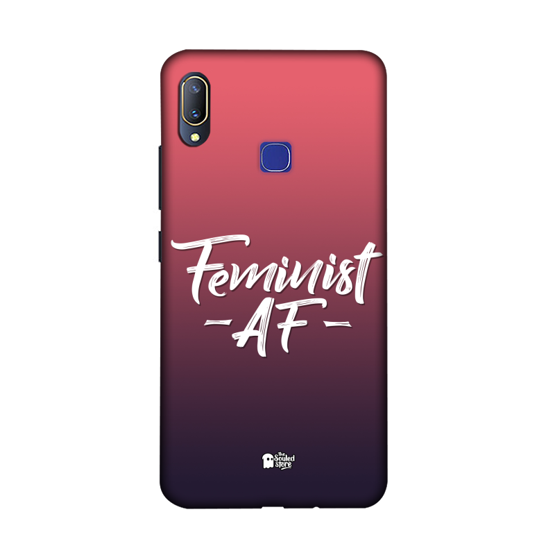 Feminist AF Vivo V11 | The Souled Store