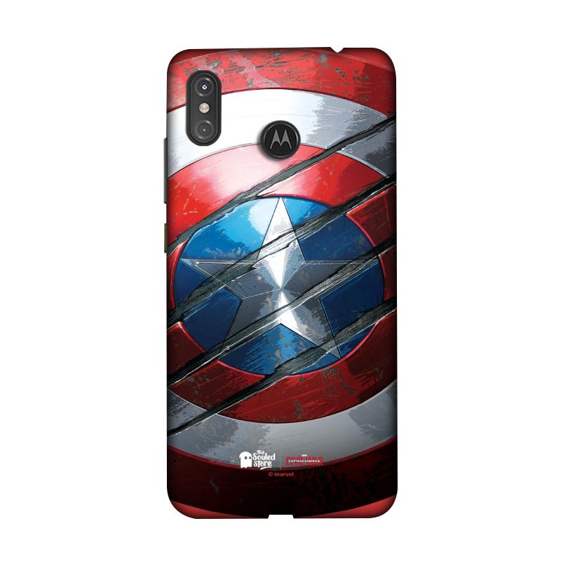 Captain America: Shield Moto One Power | Marvel™