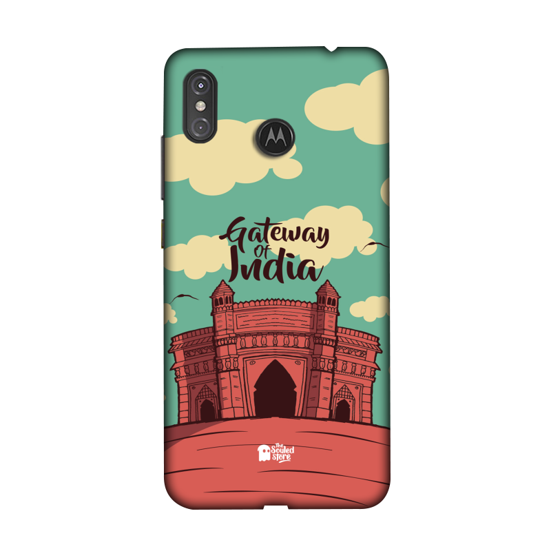 Gateway of India Moto One Power | The Souled Store