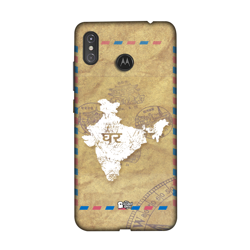India Map Moto One Power | The Souled Store