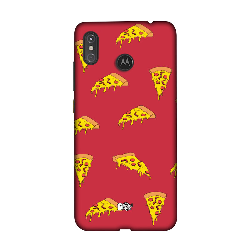 Pizza Pattern Moto One Power | The Souled Store