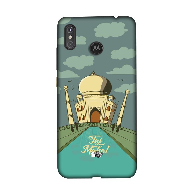 Taj Mahal Moto One Power | The Souled Store