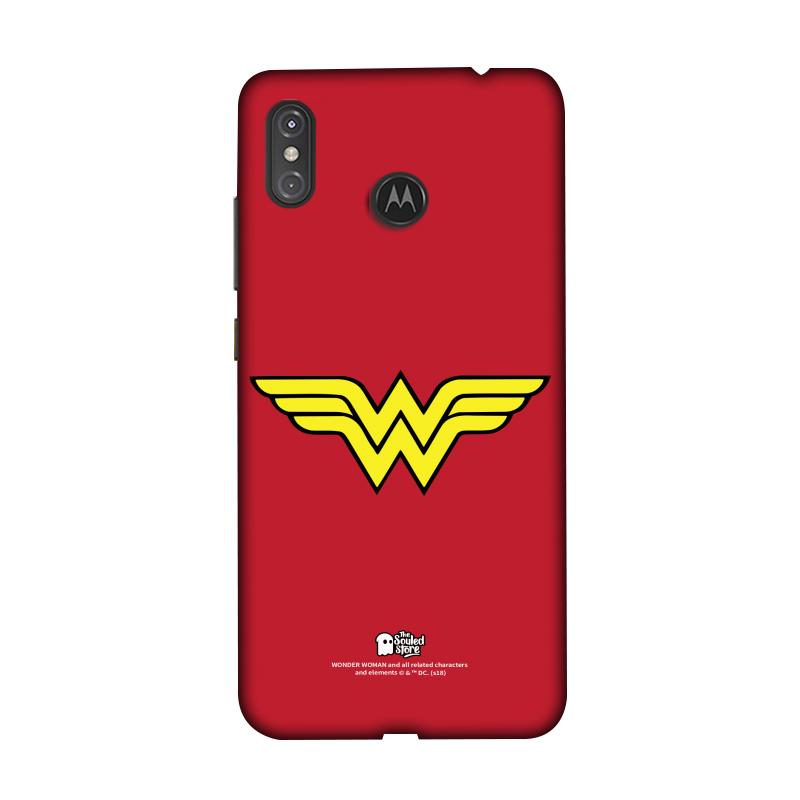 Wonder Woman: Logo Moto One Power | DC Comics™