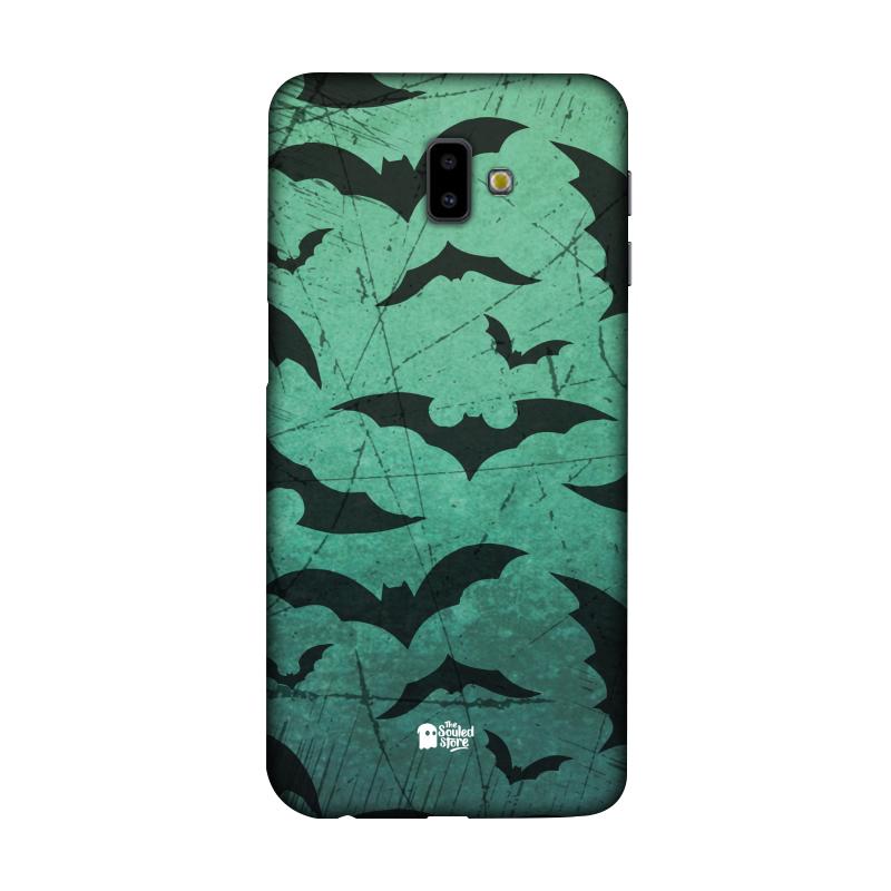Bats Pattern Galaxy J6 Plus | The Souled Store