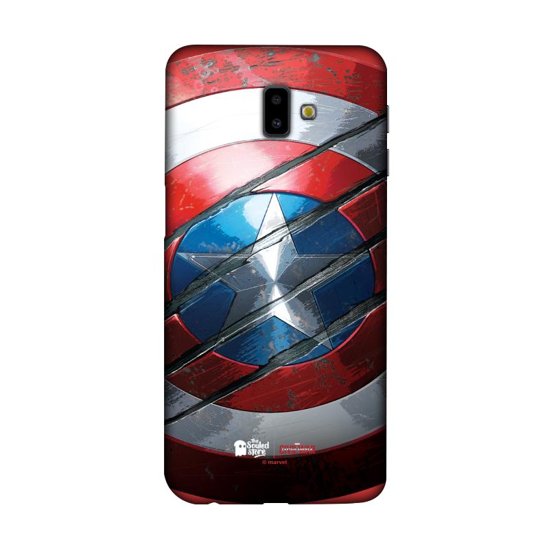 Captain America: Shield Galaxy J6 Plus | Marvel™