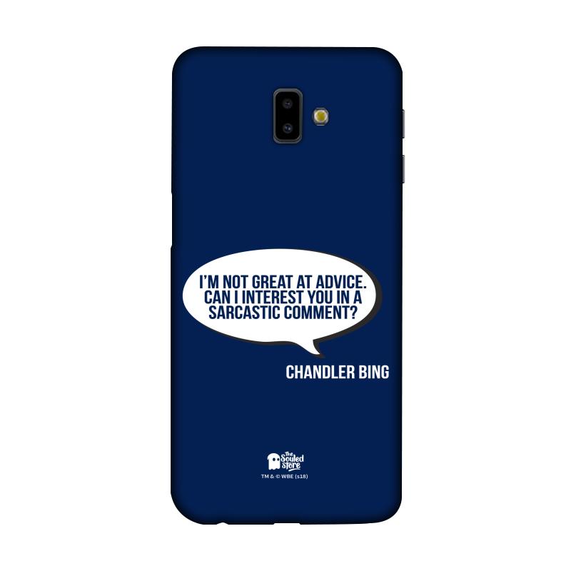 F.R.I.E.N.D.S: Chandler Bing Galaxy J6 Plus | F.R.I.E.N.D.S™
