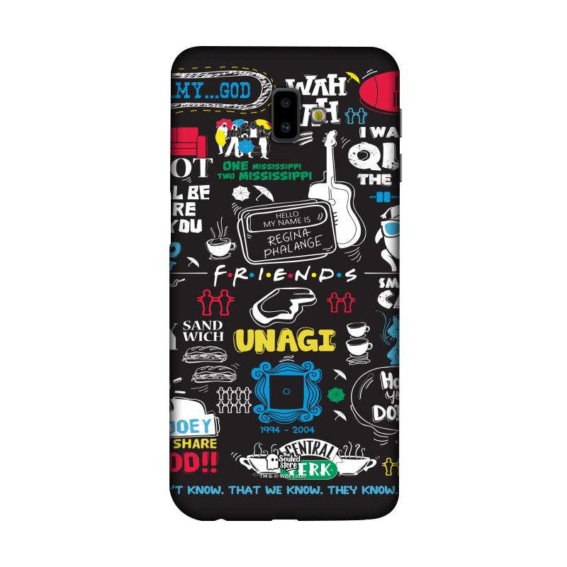 F.R.I.E.N.D.S: Doodle Galaxy J6 Plus | F.R.I.E.N.D.S™