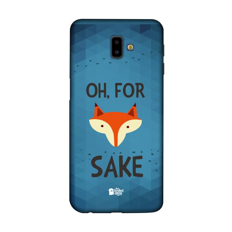 Fox Sake Galaxy J6 Plus | The Souled Store