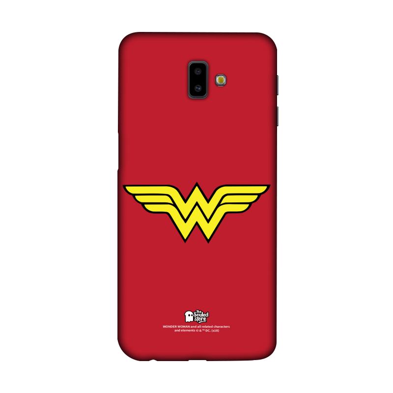 Wonder Woman: Logo Galaxy J6 Plus | DC Comics™