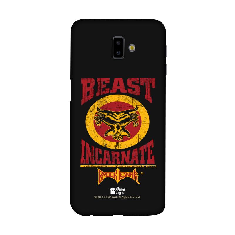 "WWE: Brock Lesnar ""Beast Incarnate"" Galaxy J6 Plus | WWE®"