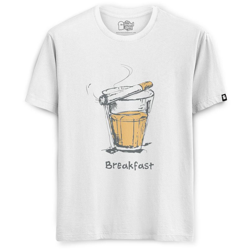 Chai Sutta T-Shirts | The Souled Store