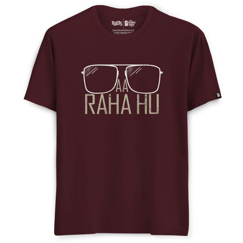 Raees: Aa Raha Hu T-Shirts | Raees
