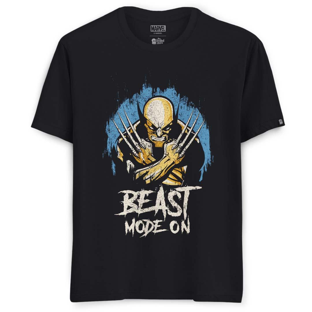 Wolverine: Beast Mode On T-Shirts | Marvel™