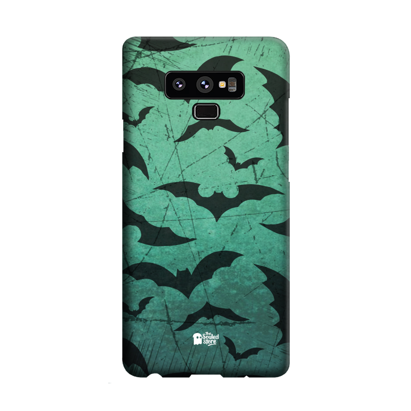 Bats Pattern Samsung Note 9 | The Souled Store