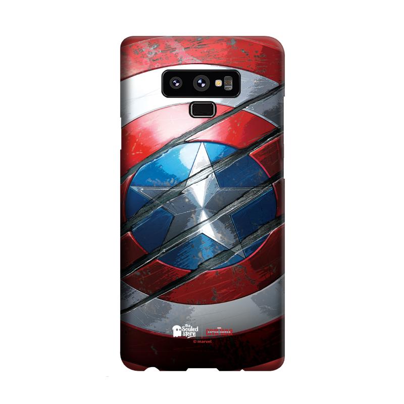 Captain America: Shield Samsung Note 9 | Marvel™