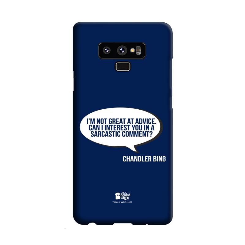 F.R.I.E.N.D.S: Chandler Bing Samsung Note 9 | F.R.I.E.N.D.S™