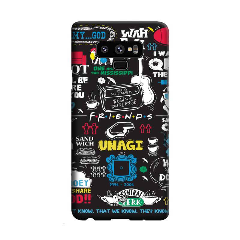 F.R.I.E.N.D.S: Doodle Samsung Note 9 | F.R.I.E.N.D.S™