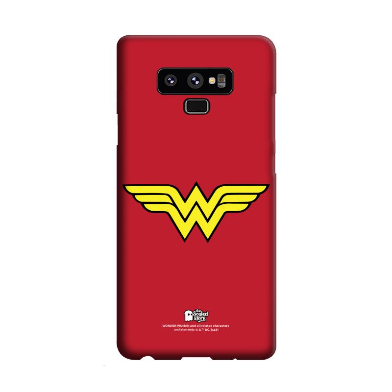 Wonder Woman: Logo Samsung Note 9 | DC Comics™