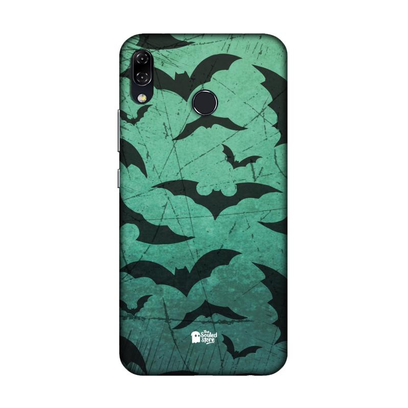 Bats Pattern Asus Zenfone 5Z | The Souled Store