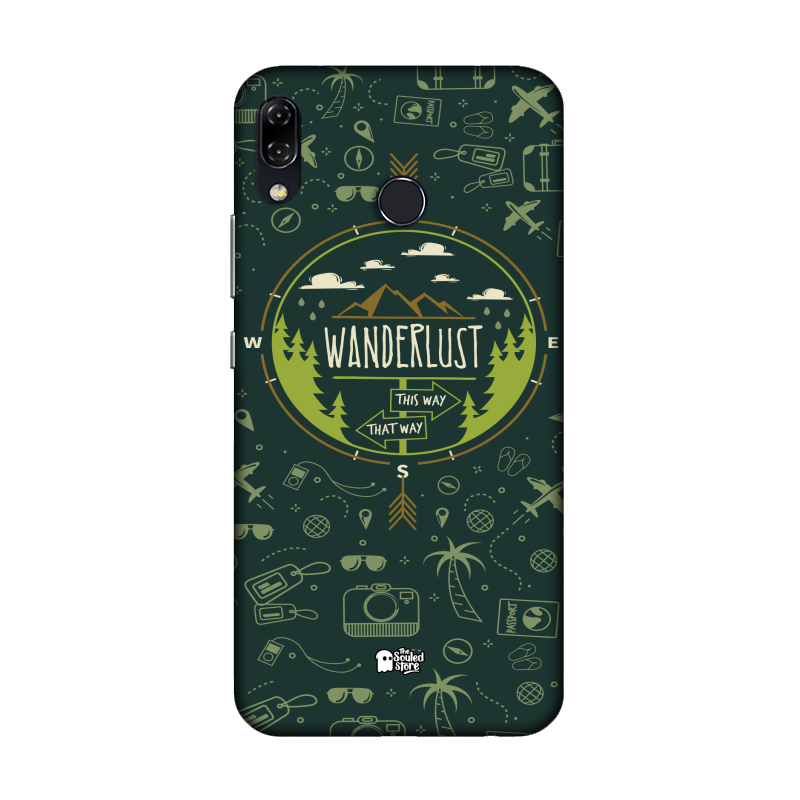 Travel Doodle Asus Zenfone 5Z | The Souled Store