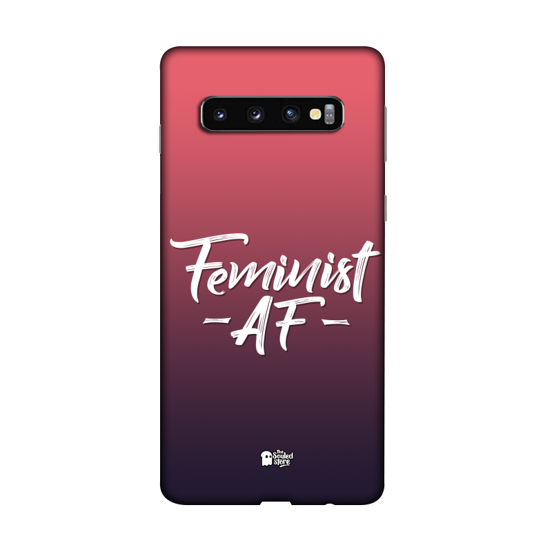 Feminist AF Galaxy S10 | The Souled Store