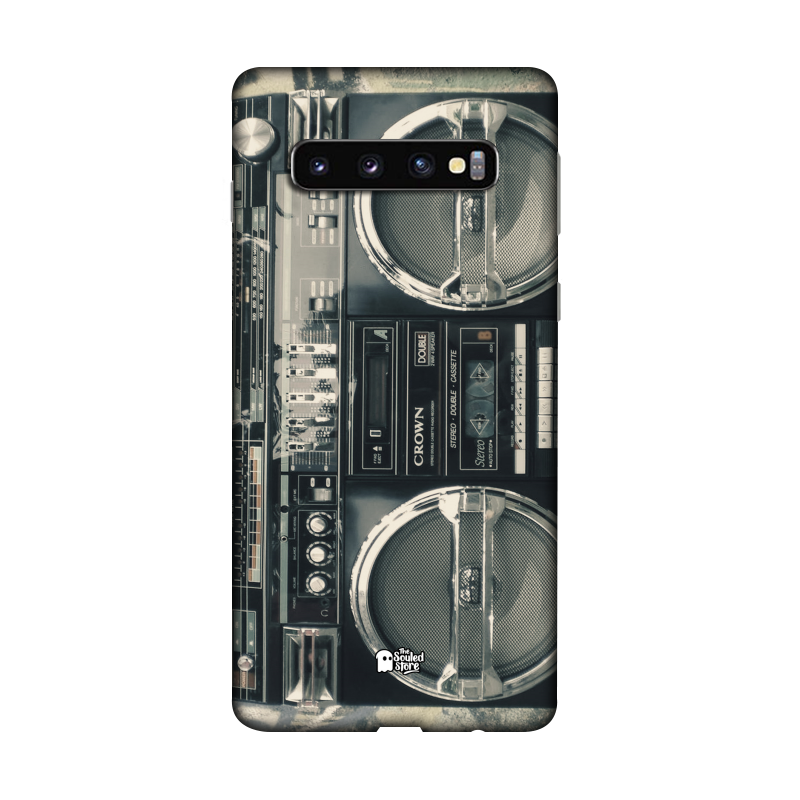 Retro Boombox Galaxy S10 | The Souled Store