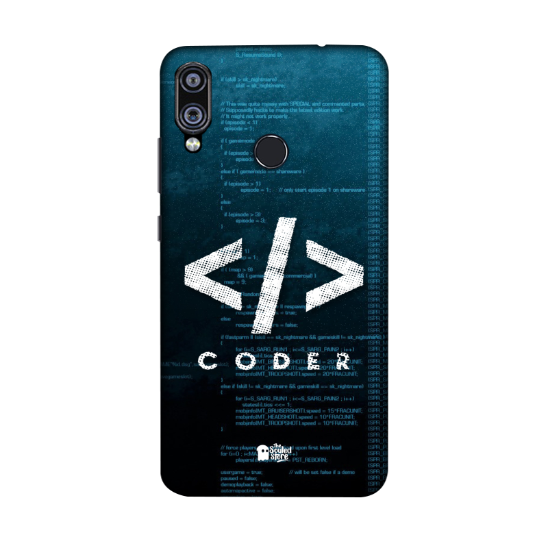 Coder Redmi Note 7 Pro | The Souled Store