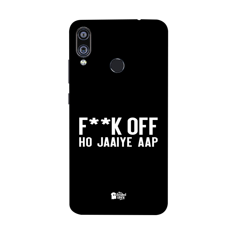 F*ck Off Ho Jaaiye Aap Redmi Note 7 Pro | The Souled Store