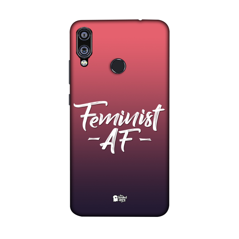 Feminist AF Redmi Note 7 Pro | The Souled Store