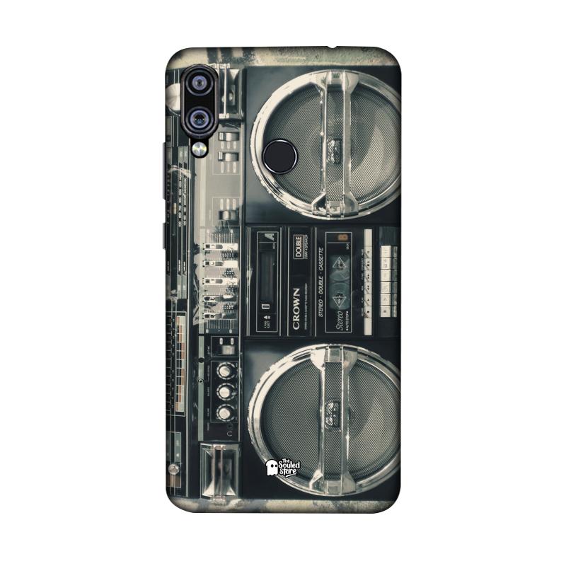 Retro Boombox Redmi Note 7 Pro | The Souled Store