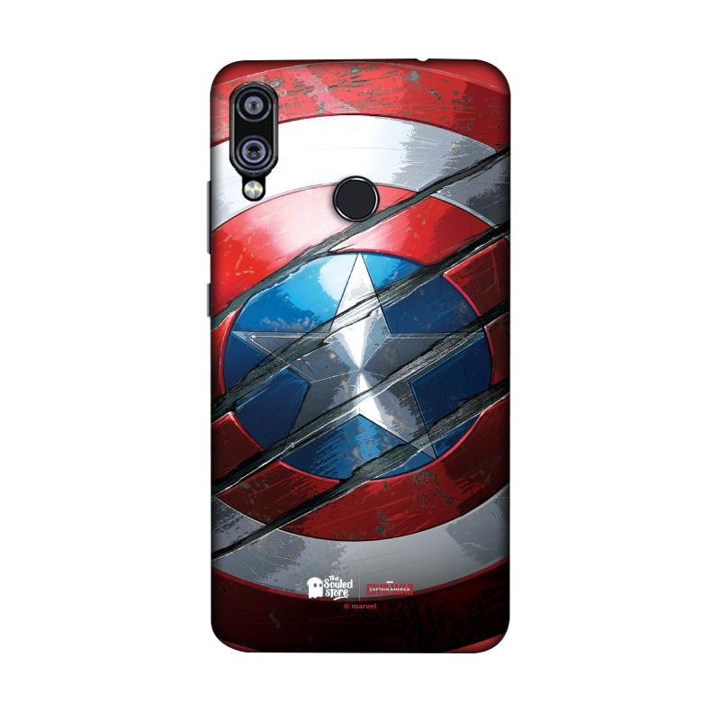 Captain America: Shield Redmi Note 7   Marvel™