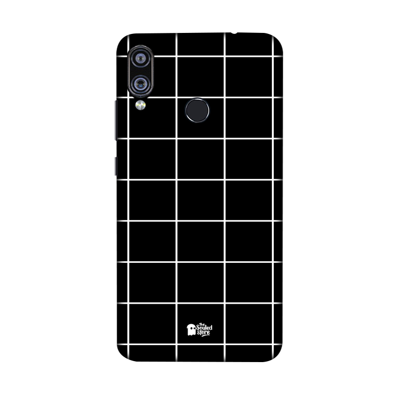 Geometric Grid Redmi Note 7 | The Souled Store