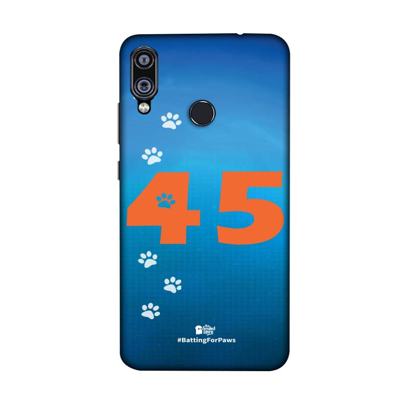 Rohit Sharma: 45 (Orange) Redmi Note 7   Rohit Sharma