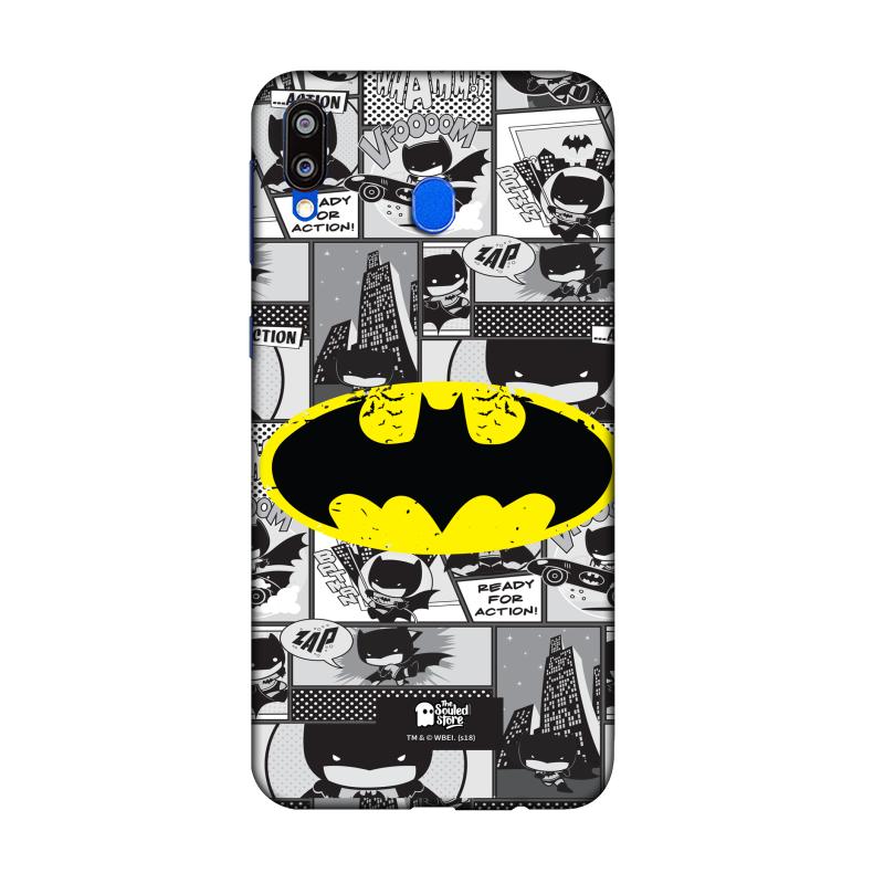 Batman: Comics Samsung M20   DC Comics™