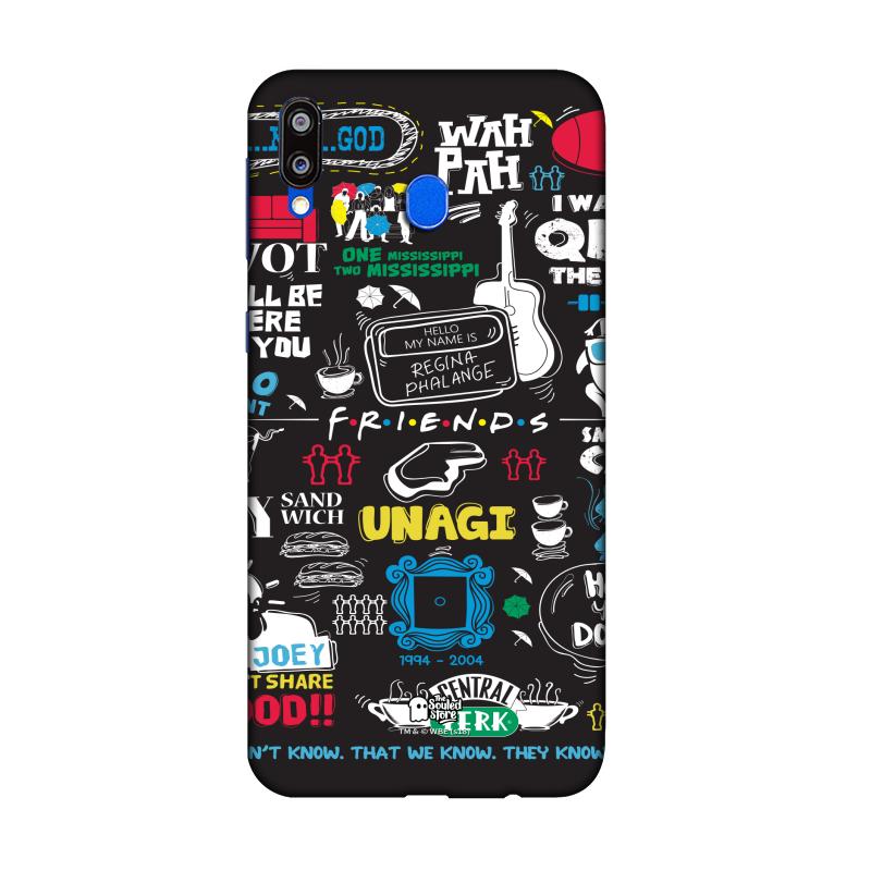 F.R.I.E.N.D.S: Doodle Samsung M20 | F.R.I.E.N.D.S™