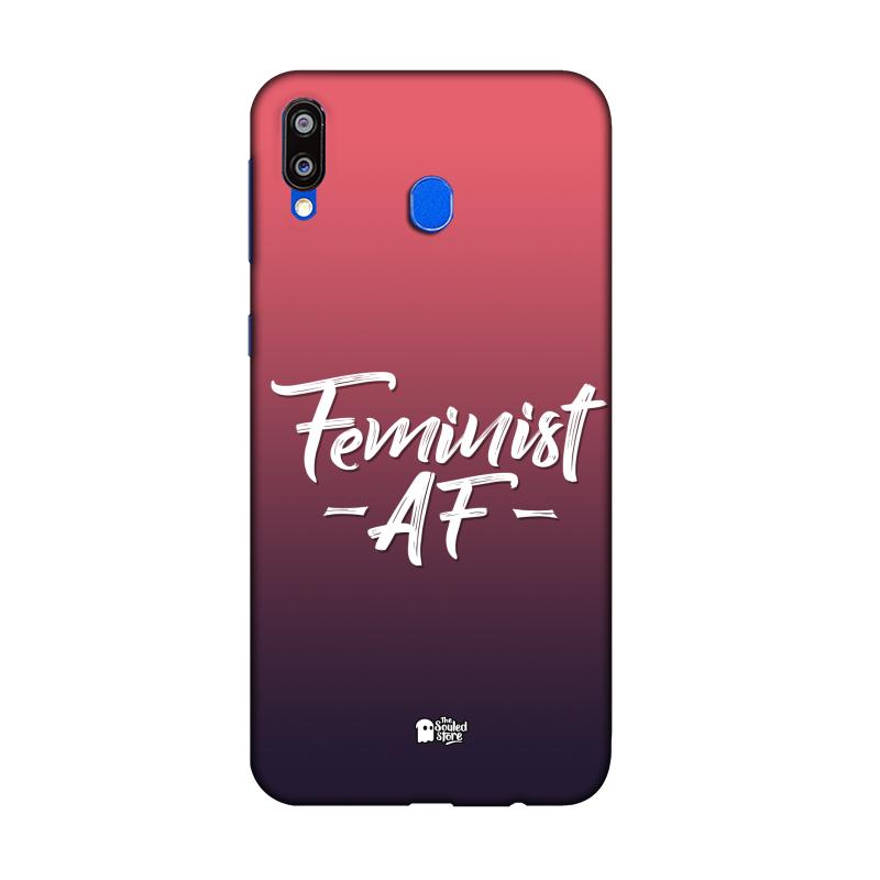 Feminist AF Samsung M20 | The Souled Store