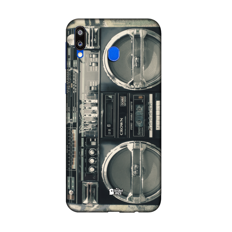 Retro Boombox Samsung M20 | The Souled Store