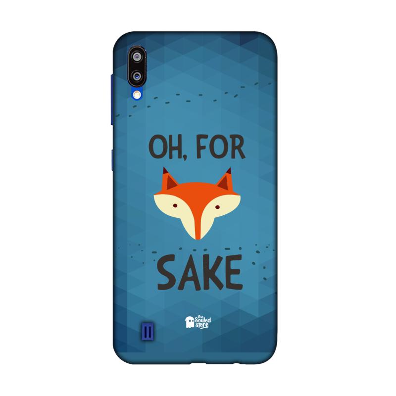 Fox Sake Samsung M10 | The Souled Store