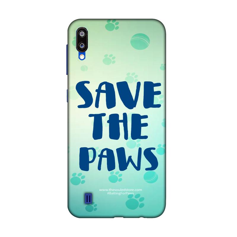 Rohit Sharma: Save The Paws Samsung M10   Rohit Sharma
