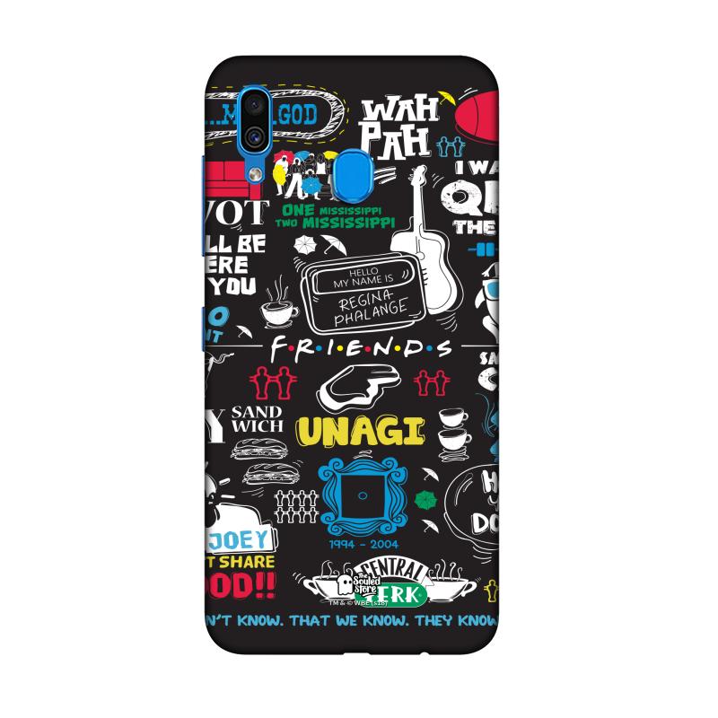 F.R.I.E.N.D.S: Doodle Samsung A30 | F.R.I.E.N.D.S™