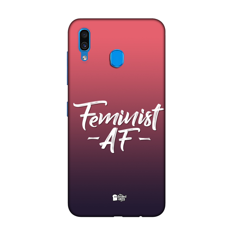 Feminist AF Samsung A30 | The Souled Store