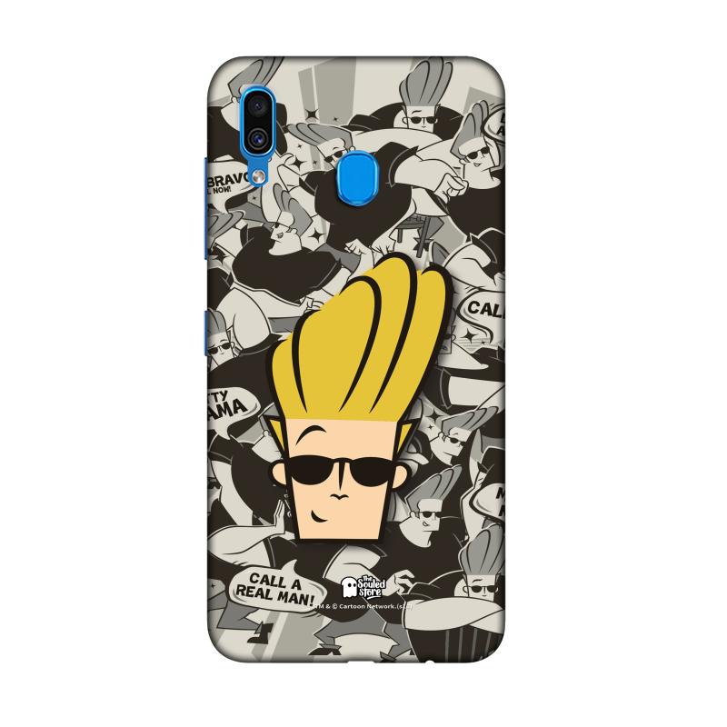 Johnny Bravo: Doodle Samsung A30   Johnny Bravo™