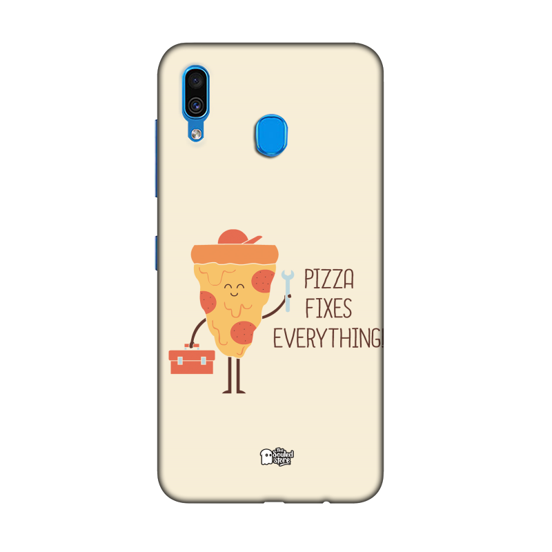 Pizza Fixes Everything Samsung A30 | Hands Off My Dinosaur