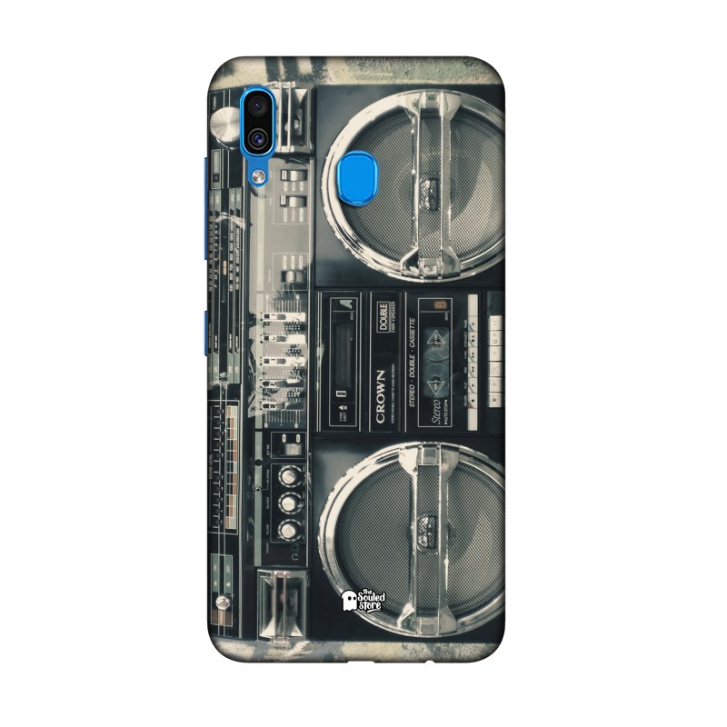 Retro Boombox Samsung A30 | The Souled Store