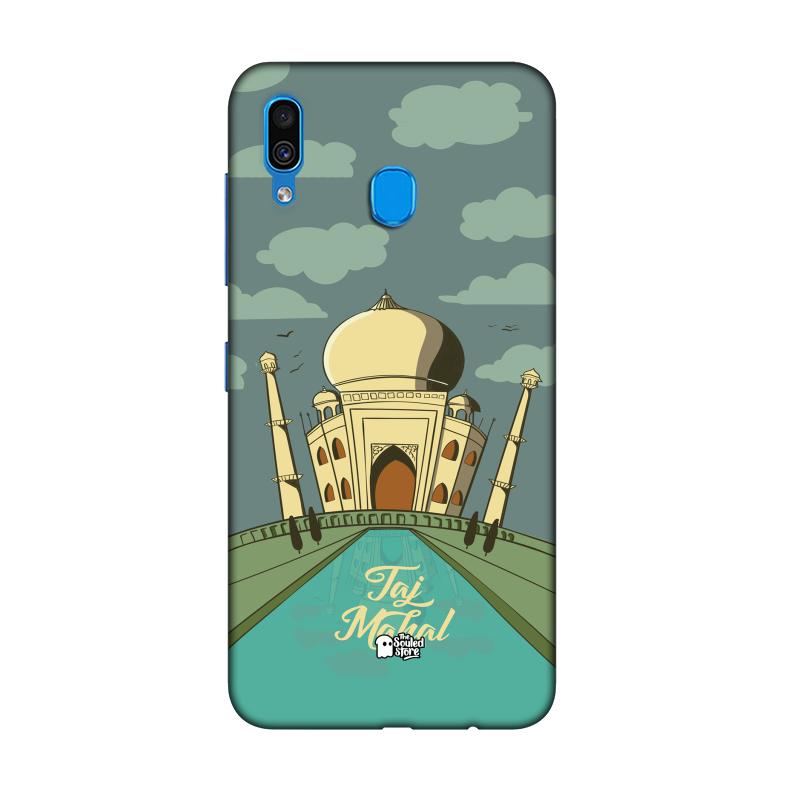 Taj Mahal Samsung A30 | The Souled Store