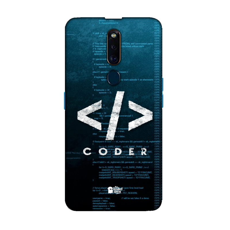 Coder Oppo F11 Pro | The Souled Store
