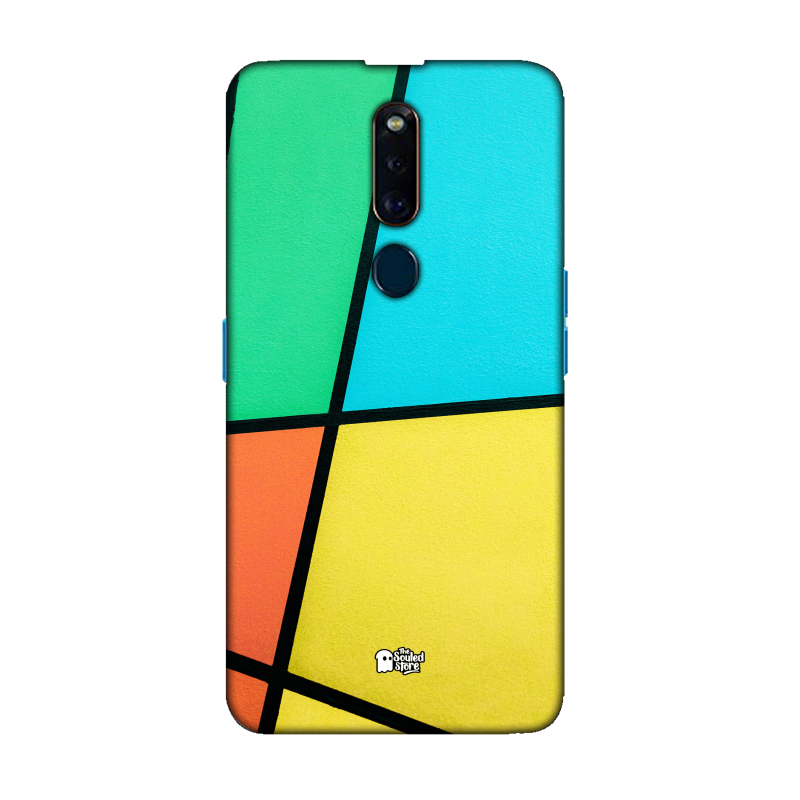 Colorful Mood Oppo F11 Pro | The Souled Store