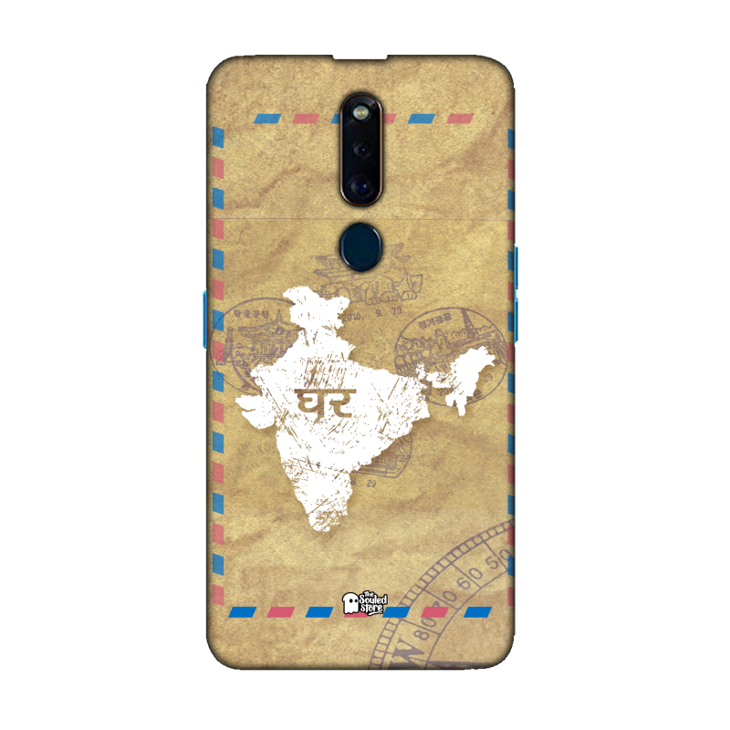 India Map Oppo F11 Pro | The Souled Store